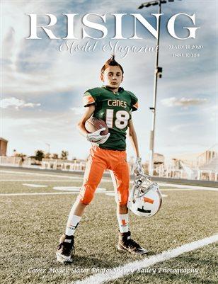 Rising Model Magazine Issue #130