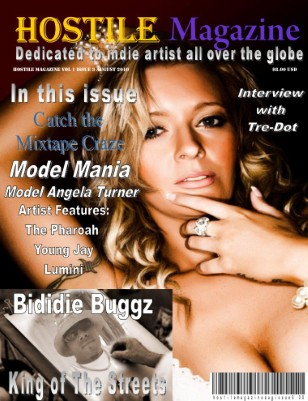 August Issue Model Mania & Mixtape Craze