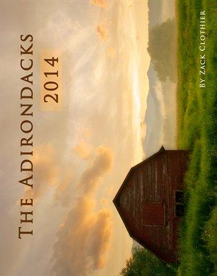 2014 Adirondacks Calendar