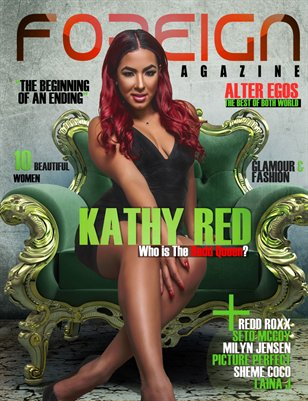 Foreign Magazine Issue #2 - Kathy Red