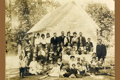 Liberty School, Dist. 37, Calloway County (no year)