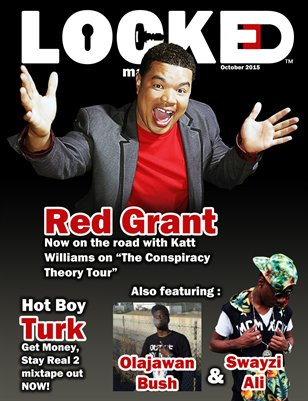 LOCKED Magazine Issue #9