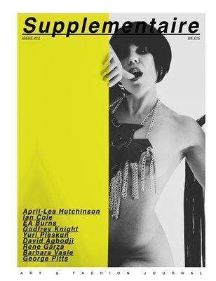 SUPPLEMENTAIRE #12 (APRIL-LEA HUTCHINSON COVER)