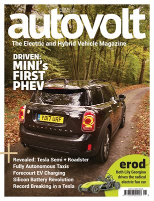 Autovolt Magazine | Nov-Dec 2017