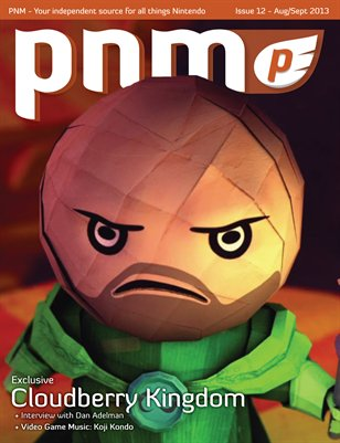 Pure Nintendo Magazine (PNM) Issue 12