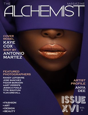 The Alchemist Magazine - Issue XVI Vol. II