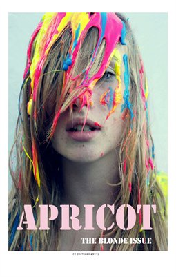 APRICOT / The Blonde issue