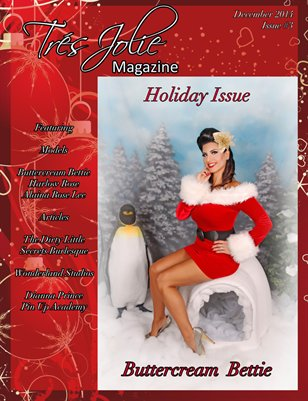 Tres' Jolie Magazine-December 2014 Issue 3