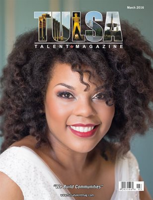 Tulsa Talent Magazine March 2016 Edition