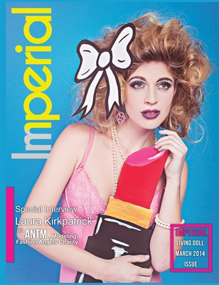 Imperial Magazine March Doll Issue 2014