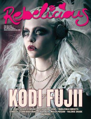 Rebelicious Issue #18