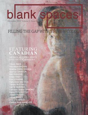 Blank Spaces December 2018