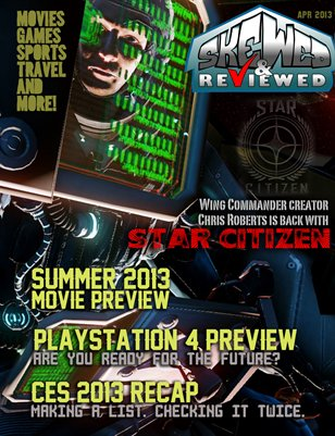 Skewed and Reviewed: The Magazine March 2013