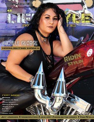 Kayze Magazine Issue 45 - MICHELE GEORGE - LIFESTYLE