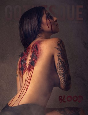 Issue #29 Vol. 2 | October 2015 | Blood