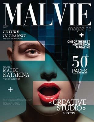 MALVIE Mag | Creative Studio Edition | Vol. 28 JUNE 2020