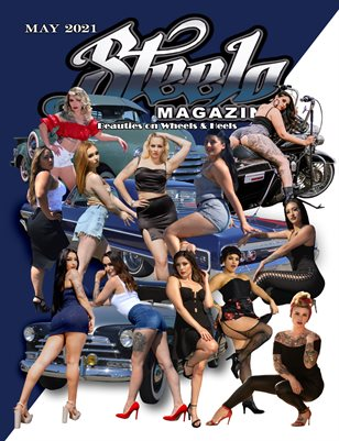 Steelo Magazine - Beauties on wheels and heels May 2021 issue