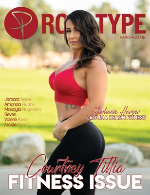 Prototype Magazine Fitness Issue 2019 Volume I