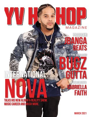 YV Hip Hop Magazine March 2021
