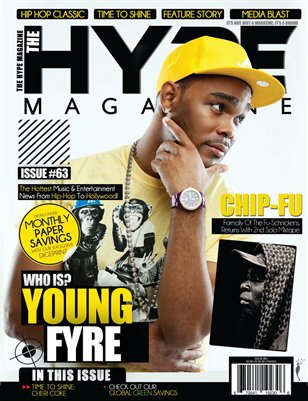 The Hype Magazine issue #63