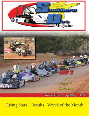 Southern Dirt Karting Issue 2