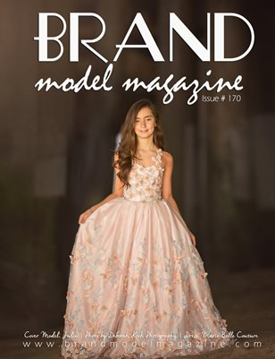 Brand Model Magazine  Issue # 170