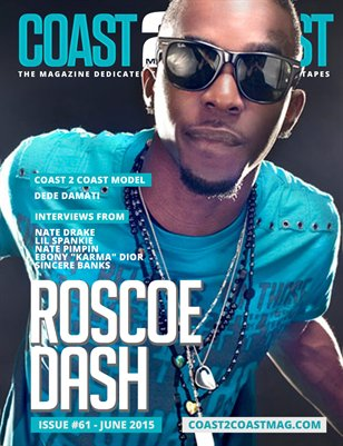 Coast 2 Coast Magazine Issue #61