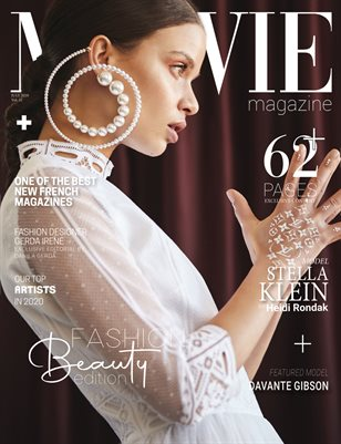MALVIE Mag -Fashion & Beauty Vol. 32 JULY 2020