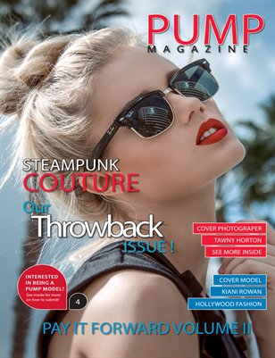 PUMP Magazine Issue 21 - Pay It Forward - Vol. II