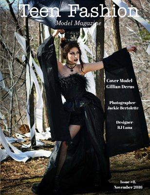Issue#8 Teen Fashion Magazine