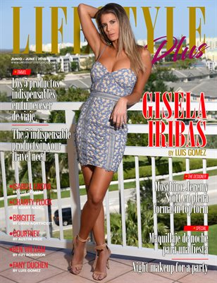 LIFESTYLE PLUS MAGAZINE JUNE 2018