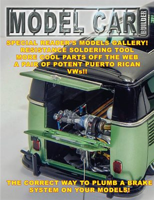 Model Car Builder No. 32