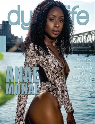 Dymelife #65 (Anae Monae)