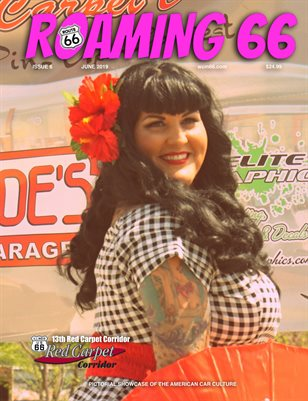 ROAMING 66 COLLECTORS ISSUE 8