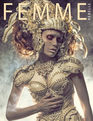Femme Rebelle Magazine MAY 2017 - BOOK 2 Maria Mantis Cover