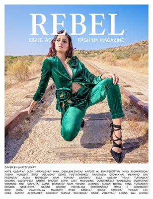 Rebel Magazine Issue AC