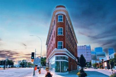 Gibson Block ~ Downtown Edmonton, Alberta, Canada 🇨🇦