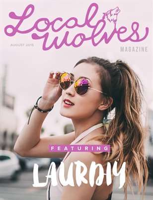 LOCAL WOLVES // ISSUE 28 - LAURDIY