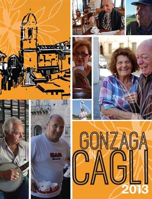 Gonzaga in Cagli 2013 book