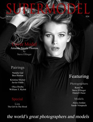 Supermodel Magazine Issue 024