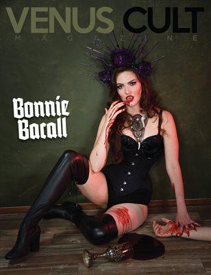 Venus Cult No.11 – Bonnie Bacall Cover