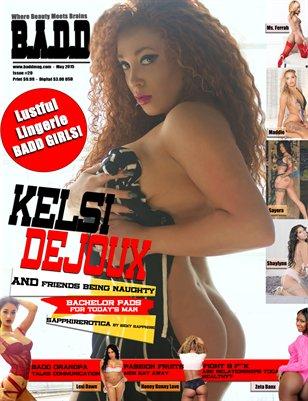 Lustful Lingerie (Kelsi Dejoux Cover)