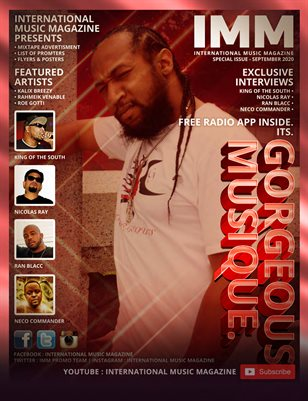 INTERNATIONAL MUSIC MAGAZINE - SPECIAL ISSUE - Its Gorgeous Musique