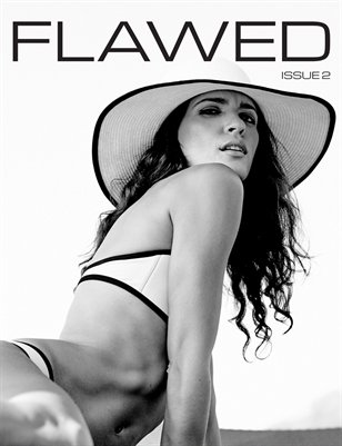 Flawed Magazine - Issue 2 - Fashion Editorial Cover