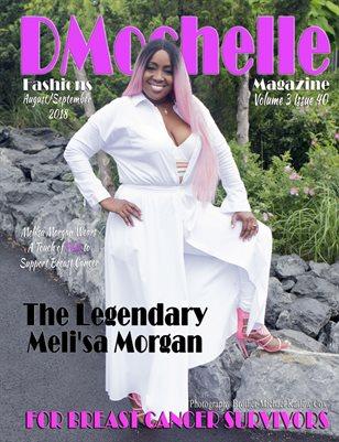 DMochelle Fashions Magazine August/September 2018