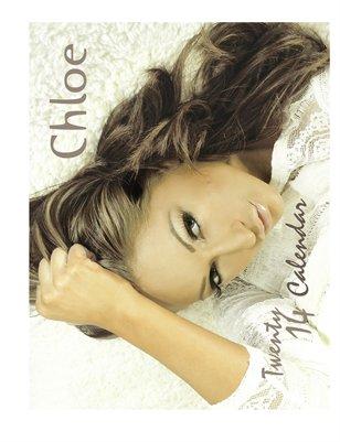 Chloe Kalin 2014 Calendar