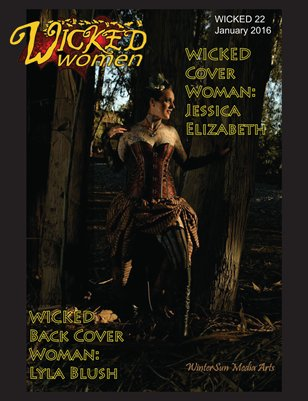 WICKED Women Magazine-WICKED 22: January 2016