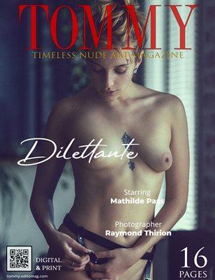 Mathilde Pass - Dilettante - Raymond Thirion