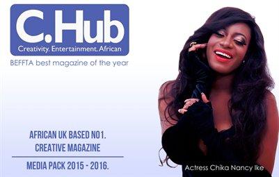 C. Hub magazine Media Kit