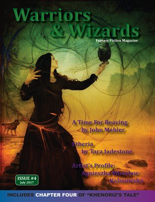 Warriors & Wizards Magazine #4